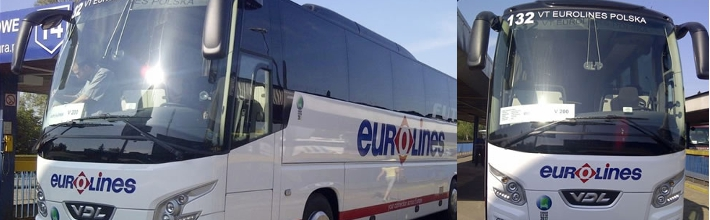 Autokary Eurolines