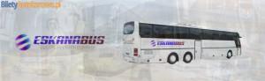 bilety autokarowe eskana bus