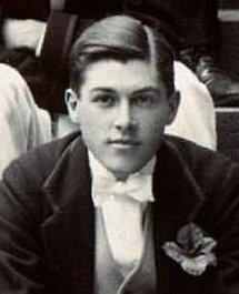 Pierwowzór Piotrusia Pana - George Llewelyn Davies