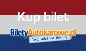 flaga holandii bilet
