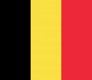 flaga belgii