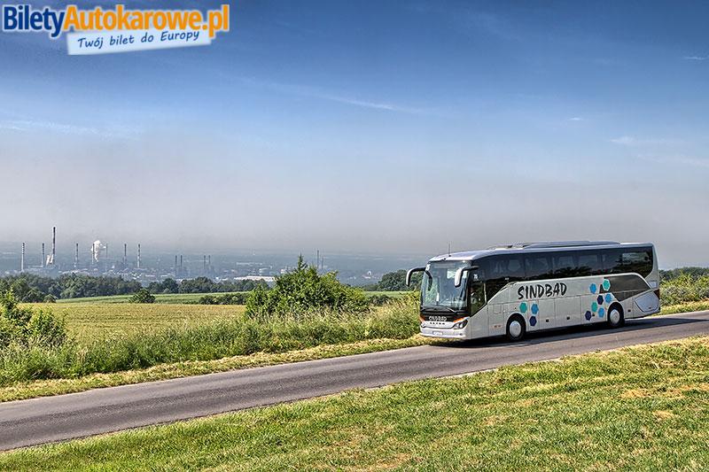 sindbad eurobus autokary