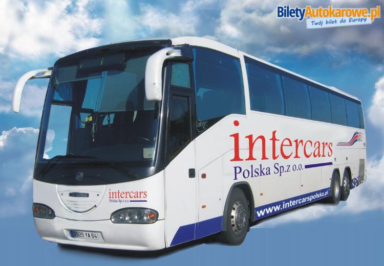 Intercars autokar