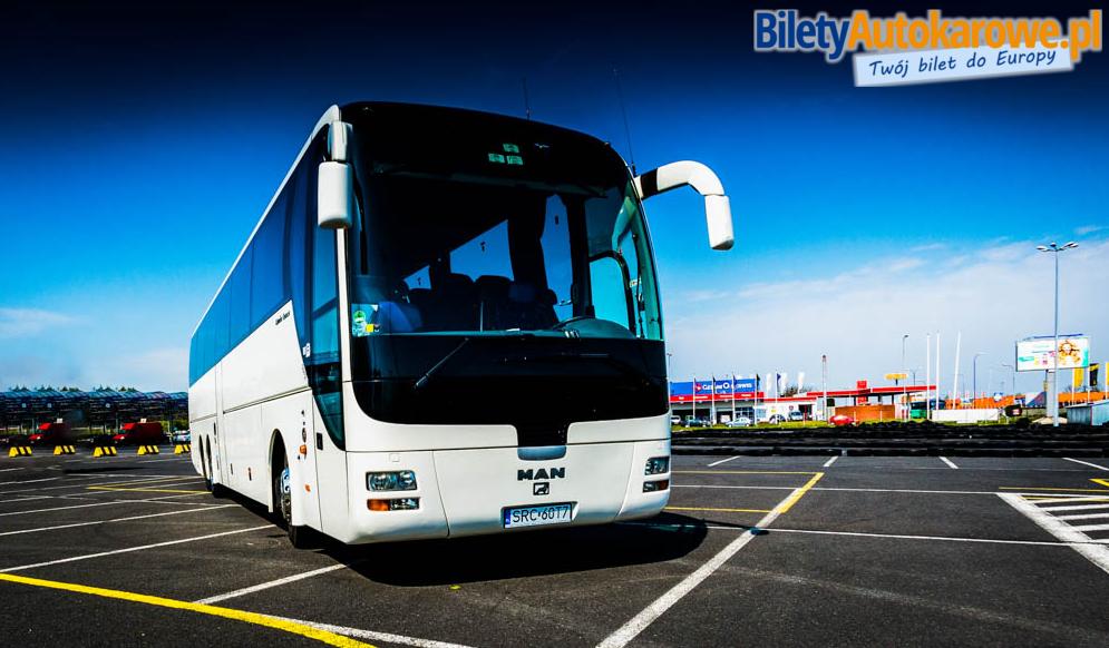 autokar mokrzycki bus nad morze