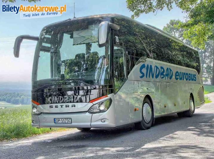 sindbad eurobus autokar