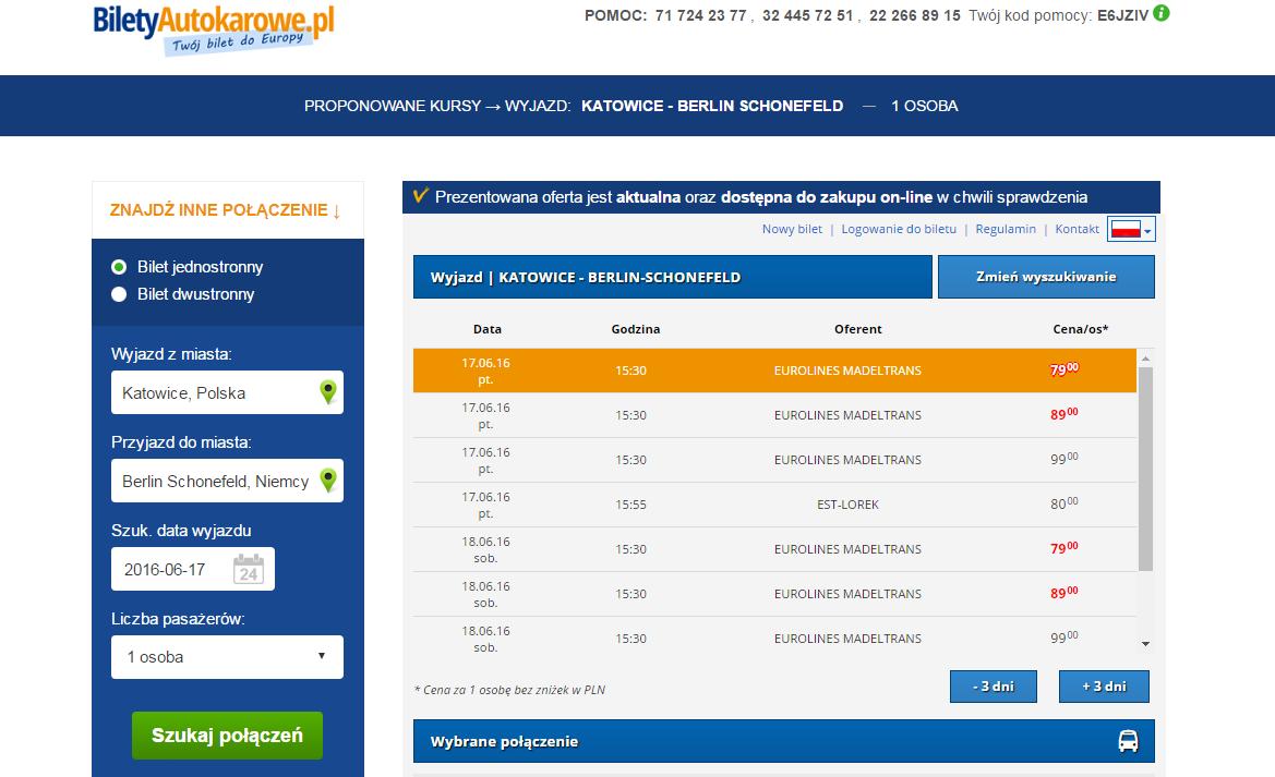 e740 eurolines ceny