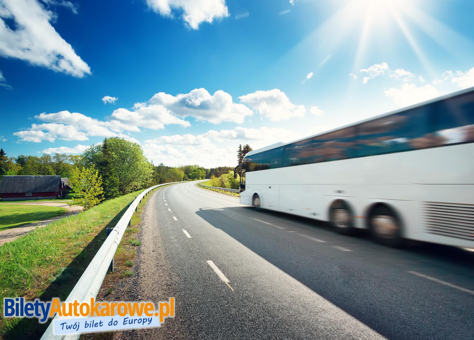 Autokar do Ukrainy